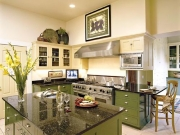 Color Trends for Beautiful Southern Kitchens