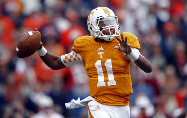 SEC Weekend Preview: Alabama has reason to be wary of three-loss Tennessee (via DCMFanZone)