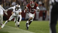 No. 1 Crimson Tide set to begin defining stretch of season in SEC title game against Gators (via Crimson Magazine)