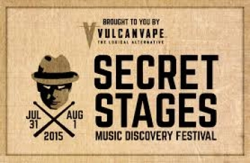 Discover New Music at Secret Stages Downtown this Weekend