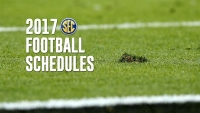 Slate includes 56 SEC games in 13 weeks culminating in SEC Championship Game