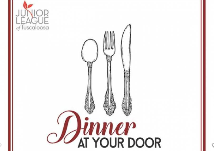 "Junior League of Tuscaloosa Offers ""Dinner at Your Door"" Fundraiser"