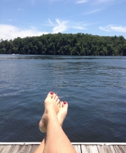 Lake Living: Relaxing shouldn't be work
